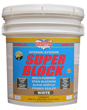 Super Block Bucket - Nationwide Protective Coatings