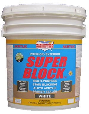Super Block Bucket - Nationwide Protective Coatings