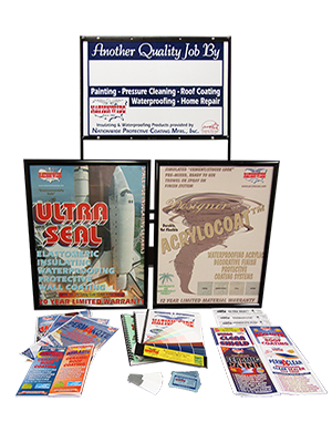 Marketing Materials - Nationwide Protective Coatings