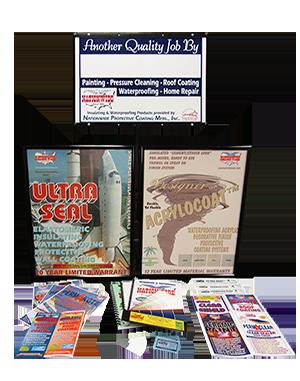 Marketing Materials - Nationwide Protective Coatings