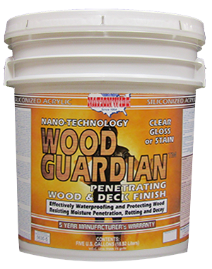 Wood Guardian Bucket - Nationwide Protective Coatings