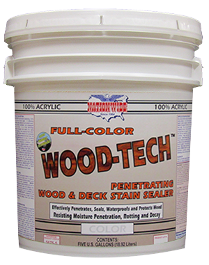 Wood Tech Bucket - Nationwide Protective Coatings