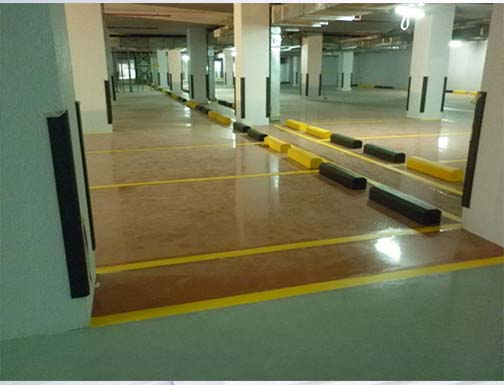 Dubai After Enviropoxy - Nationwide Protective Coatings