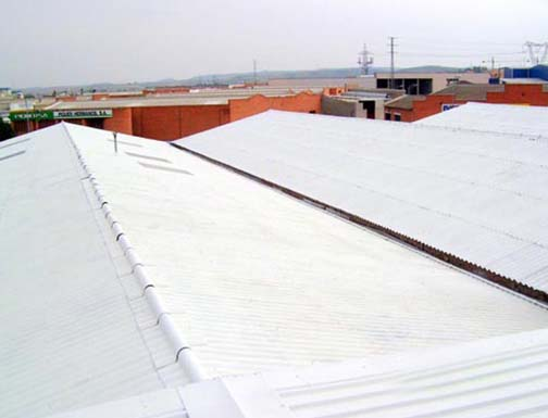 Permakote Before MExico Factory - Nationwide Protective Coatings