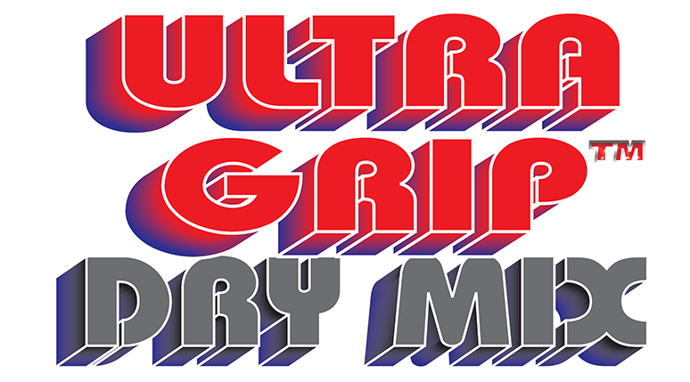 Ultra Grip Dry Mix Logo - Nationwide Protective Coatings